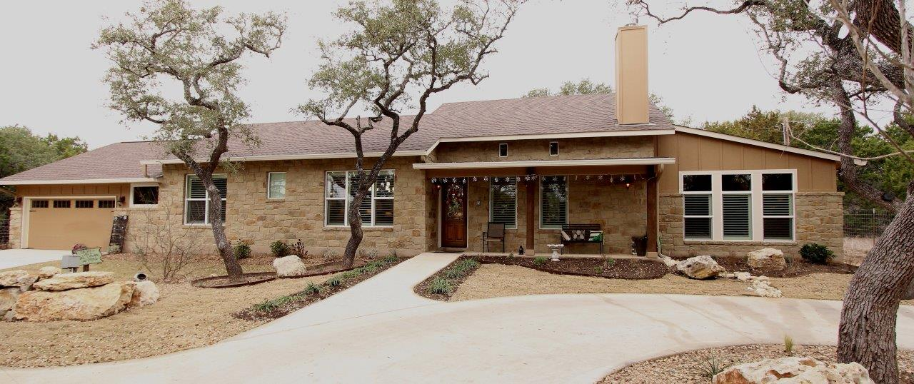 Custom Home Builder TX Wimberley