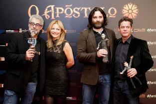 "Photocall presentación en Madrid de la película ""O Apóstolo"""