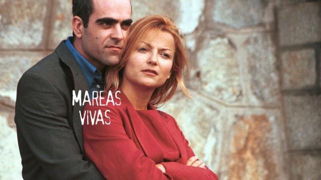 MAREAS VIVAS (1998-2002) Personaje: María Ares