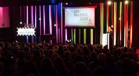 Gala Xalleiros 2014