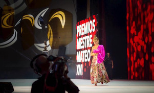 Premios Mestre Mateo (entregadora)
