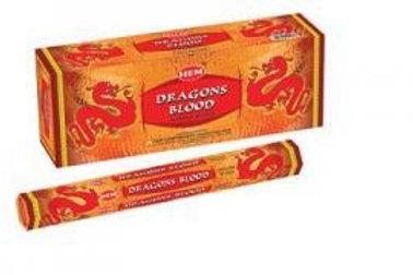 HEM Dragons Blood Incense 20 sticks