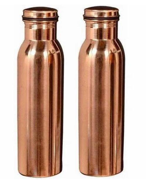 Pure Cooper Water Bottle