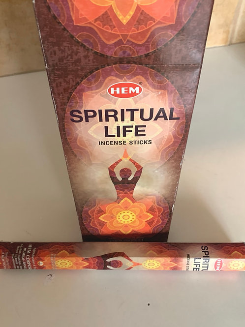 Hem Spiritual Life Incense  - 20 Sticks
