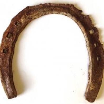 """Genuine Used Horseshoe 4"""""""