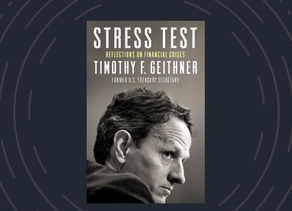 Stress Test: Reflections on Financial Crises by Timothy Geithner