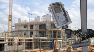 Capturing a Construction Time Lapse Video
