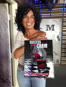 Success Chair Book Painting