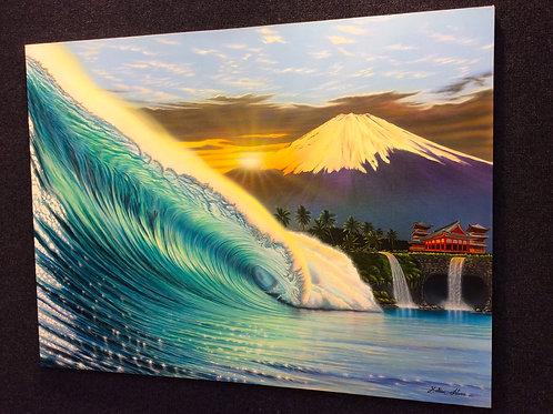 'Aloha Fuji'