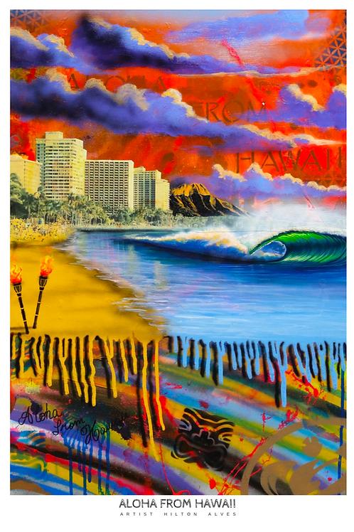 'Aloha from Hawaii'