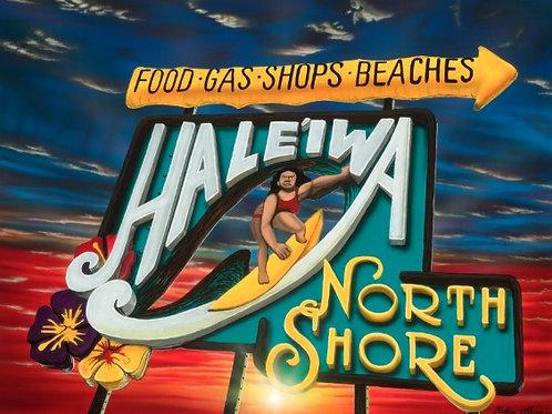 'Haleiwa Sign'