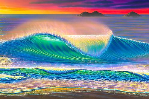 'Lanikai Surf'