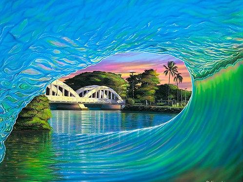 'Da Haleiwa Bridge'