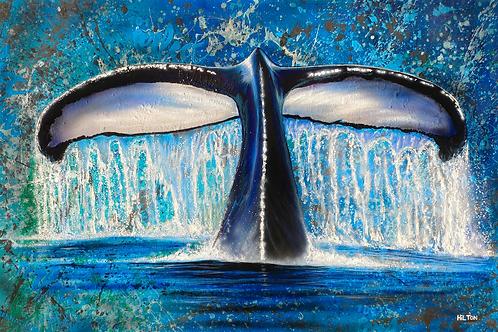 Da Whale Tail
