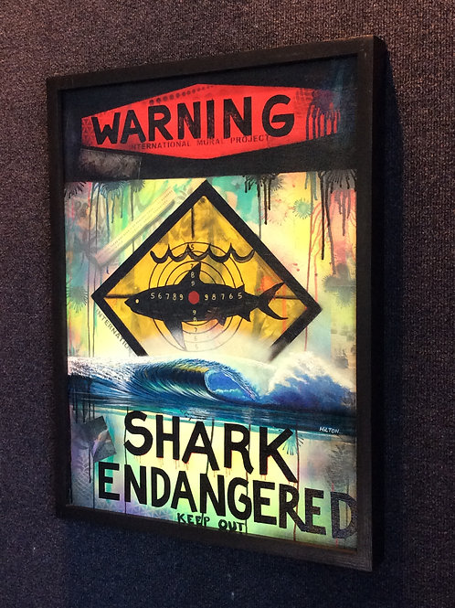 'Shark Endangered' - Published