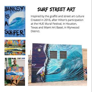street art surf art