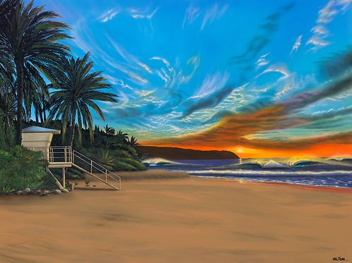 'Sunset Beach'