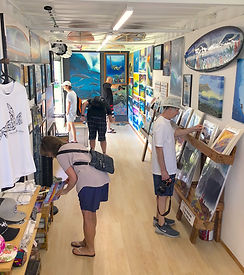 art gallery kahuku painting wyland galleries