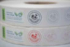 Macaron logo HVE