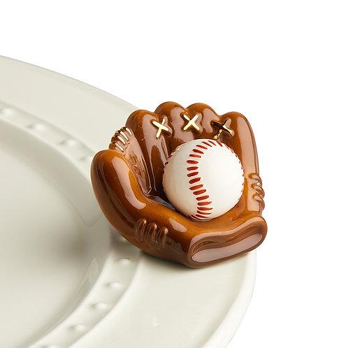 Baseball mitt mini