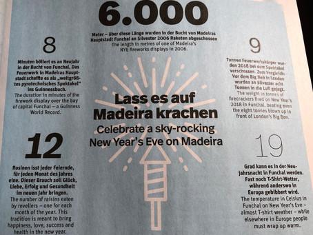 Weihnachten und Silvester auf Madeira