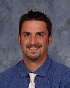 Mr. Nate Mellinger, Principal/Administrator
