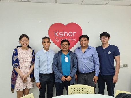 Ksher Success Story: Ksher จับมือ CF Manager ผู้นำระบบไลฟ์สด ต่อระบบชําระเงินออนไลน์