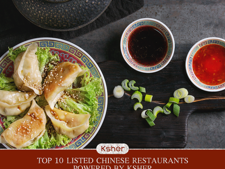 Ksher Success Story: 10ร้านอาหารจีนระดับตำนาน Top listed Chinese Restaurants Powered by Ksher