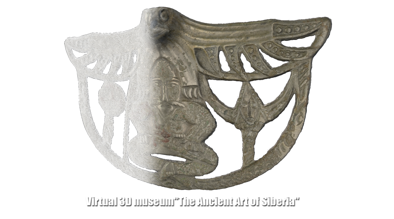 "Virtual 3D museum ""The Ancient Art o"