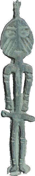 Антропоморфная скульптура