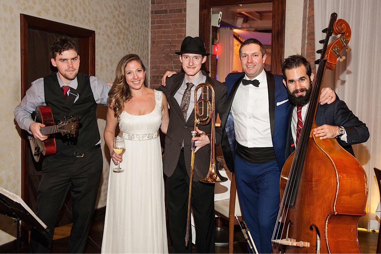 Beautiful Wedding, great Tux!