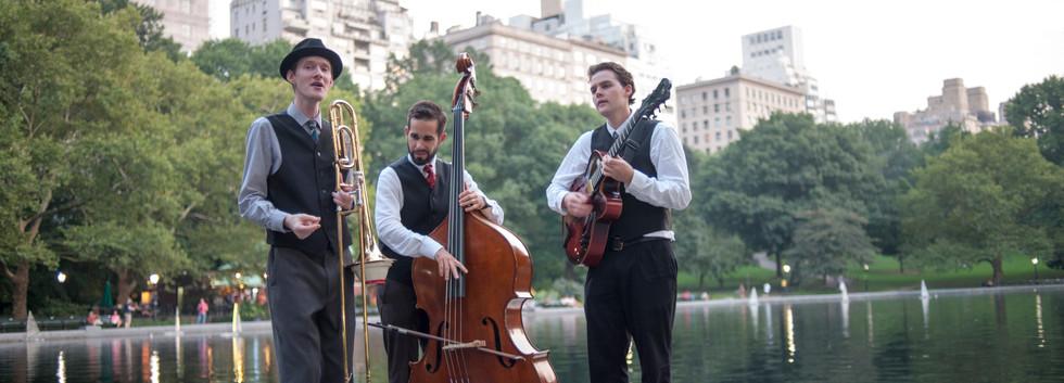 The trio 2012