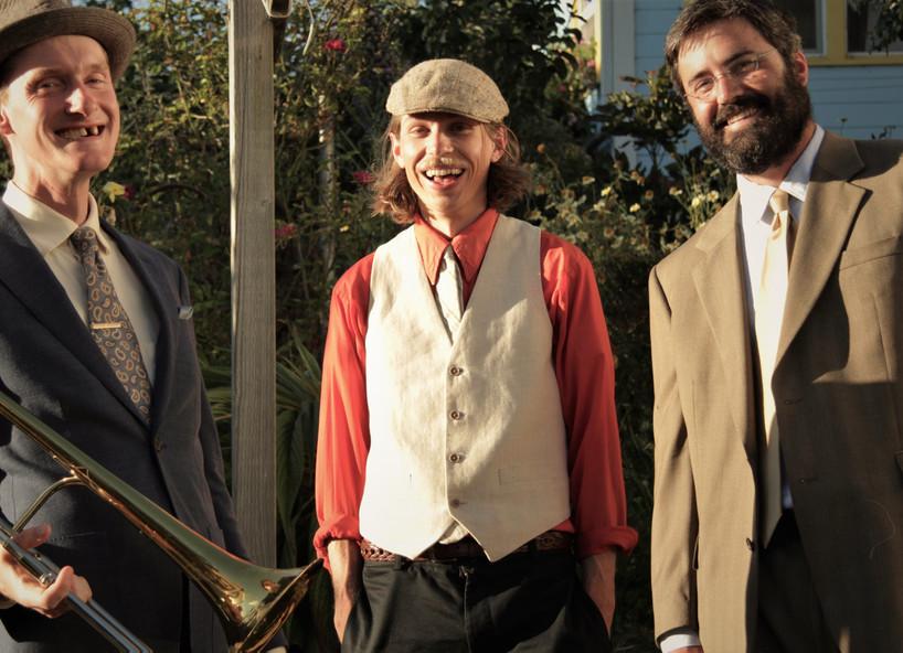 The Current Trio