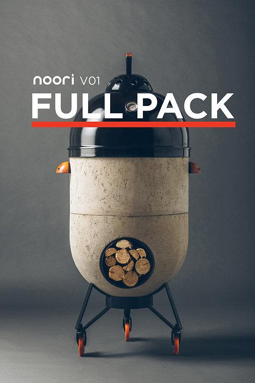 Noori® V01 Full Pack - Stone