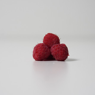 Raspberries  * High source of antioxidants  * High in Fiber and Vitamin C * Contains a variety of vitamins and minerals