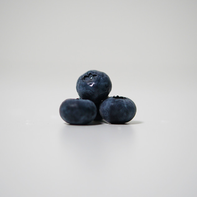 Blueberries * Also an antioxidant powerhouse