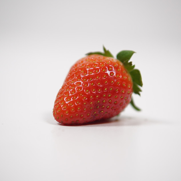 Strawberries * Packed with vitamin c and vitamin k
