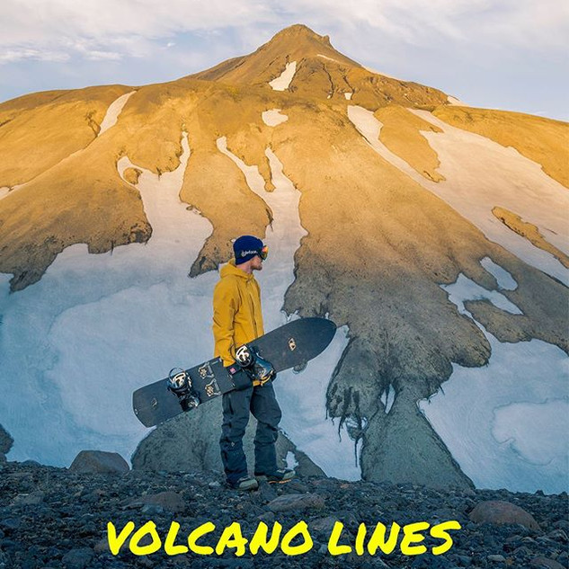 VOLCANO LINES DROPPING 02.02.20 🏂 Can't
