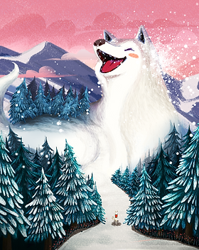 Folktales Art House - Book Illustrations
