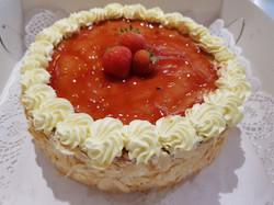 Lactose vrije taart