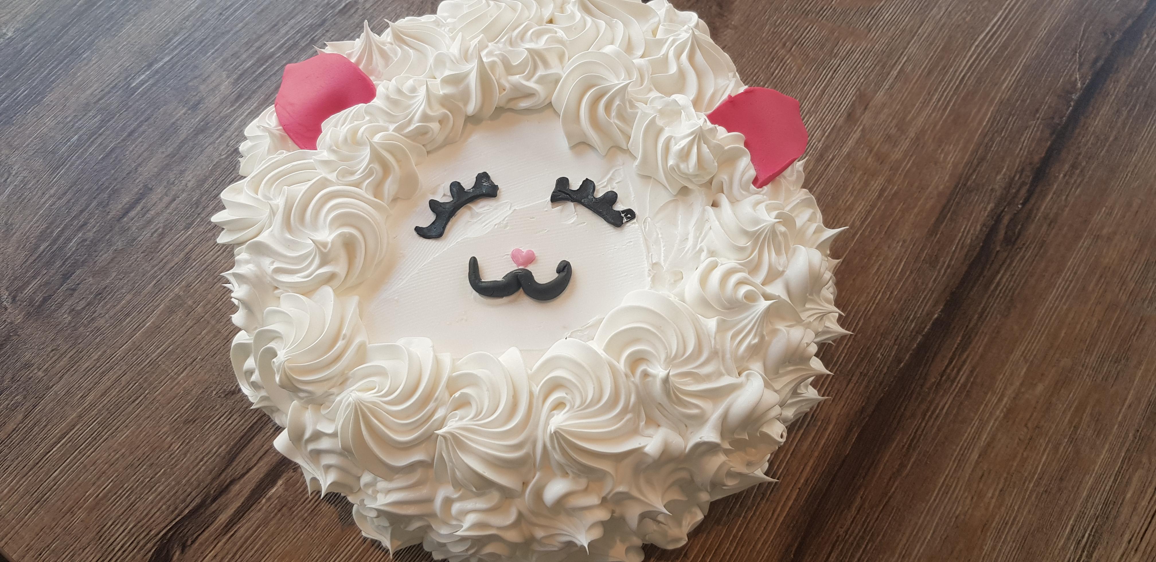 lammetjes taart