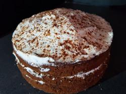 Wortel taart