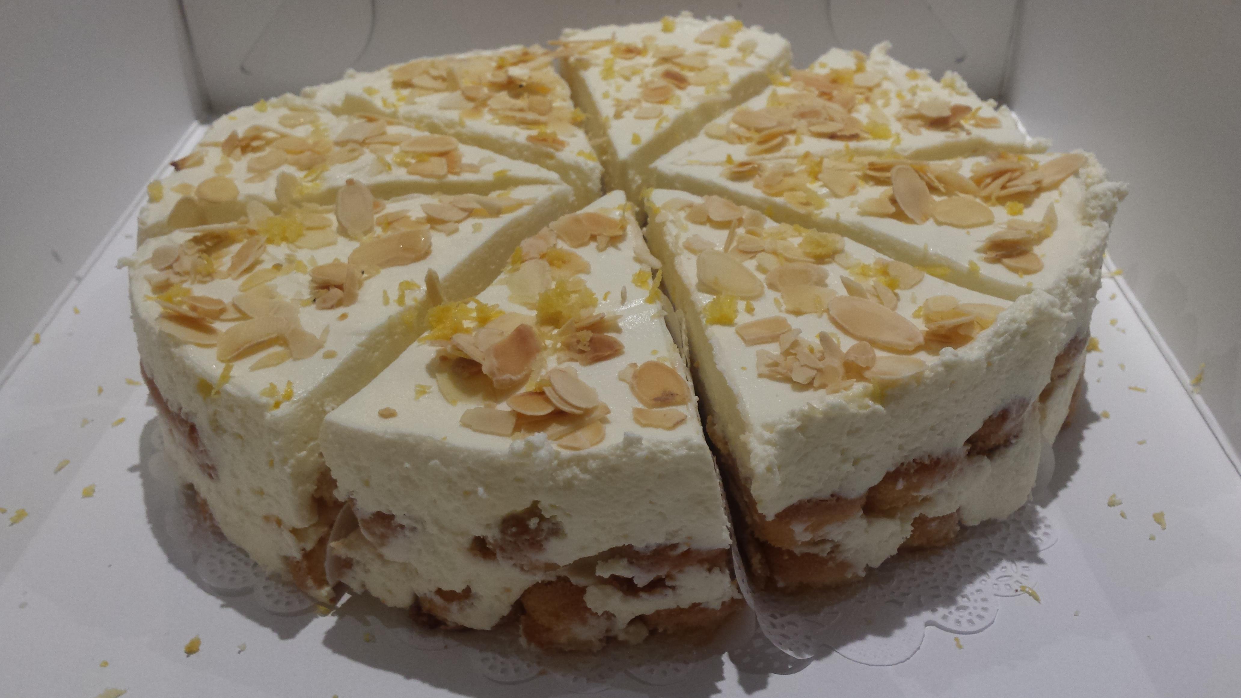 limoncello taart
