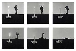Les espaces cachés de la photographie  La photographie entre présence et absence. photographie ombre