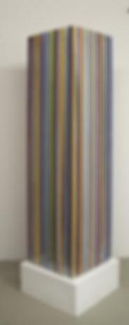 le support (son absence) l'espace de la peinture, le passage de l'aplat au volume la remise en question du tableau