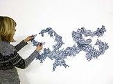 Questionner la peinture dans sa relation à l'espace d'exposition