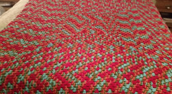 Medium Fruitpunch Blanket - Granny Squar