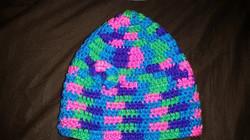 Ponytail Child Size Winter Hat (2) - Simple Crochet.jpg