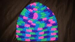 Ponytail Child Size Winter Hat (3) - Simple Crochet.jpg