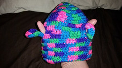 Ponytail Child Size Winter Hat - Simple Crochet.jpg